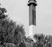 Sullivans Island Lighthouse by Patrick Brickman