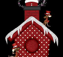 Santa`s Stuck in the Chimney by LoneAngel