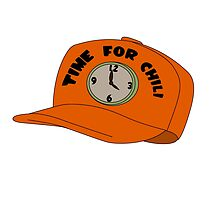 Time for Chili Hat Shirt by omiliano