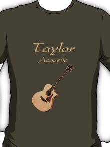 Taylor Acoustic Guitar T-Shirt