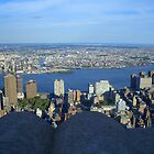 Empire State Building by andrea1227