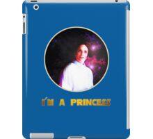 I'M A PRINCESS! iPad Case/Skin