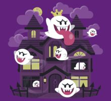 Ghost House by Versiris