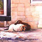 """""""I've Got Your Back"""" by Lynn  Abbott"""
