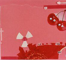 la vie en rose by amchazeau