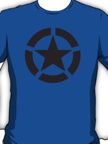 Allied Star (Black) T-Shirt