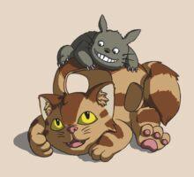 Catbus by cicciokami