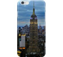 Empire State Building (Dusk) iPhone Case/Skin