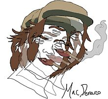 Mac Demarco Design by hodgemund