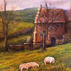 Peaceful Pasture by Lynn  Abbott