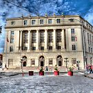 United States Post Office and Courthouse by venny