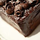 Home made mud cake by Nicole Pearce
