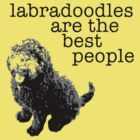 Labradoodles are the best people by ArtbyCowboy