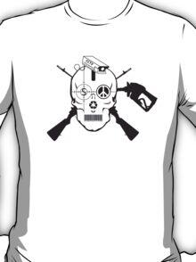 Doom Skull, Beware! T-Shirt