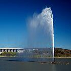Captain Cook Memorial Fountain by PsiberTek
