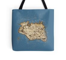 The whole world.. of Skyrim Tote Bag