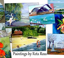 Goderich & Florida Art by Reta Ross by Reta Ross