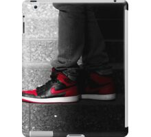 Bred iPad Case/Skin