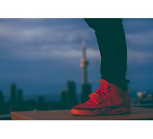 Red October Photographic Print