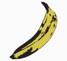 Andy Warhol - Banana by PopGraphics