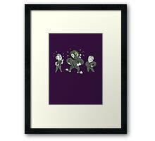 Bioshock - Hypnotize Big Daddy Framed Print