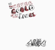"AIGA ""We Never Could Stay in the Lines"" by cmisak"