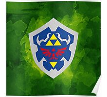 Hylain Shield OoT 2 Poster