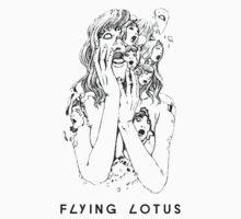 Flying Lotus - You're dead! by JacinIsBlind