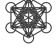 Metatron's Cube by Sorage55