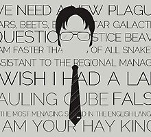 Dwight Schrute quotes by harrytownend