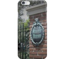 Welcome, Foolish Mortals iPhone Case/Skin