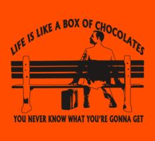 Life is like a box of chocolates... by protestall