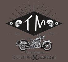 Teller Morrow Vintage Logo by Michael Bourgeois