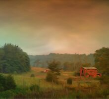 Ochre Morn by Charles Oliver