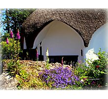 Lovely Cottage in Lyme Regis Photographic Print