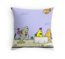 Tip Throw Pillow