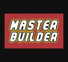 MASTER BUILDER Kids Clothes