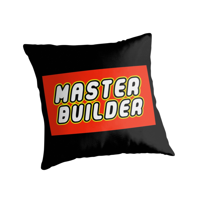 MASTER BUILDER by ChilleeW