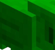 GREEN PIG  Sticker