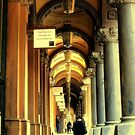 GPO - Sydney by Anuja Manchanayake