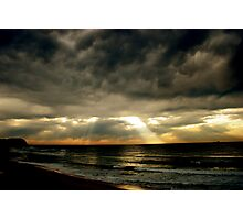 Merewether/Bar Beach Photographic Print