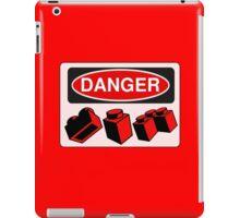 Danger Bricks Sign  iPad Case/Skin