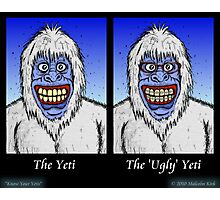 Know Your Yetis Photographic Print