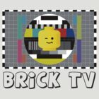 Brick TV Test Transmission  by Chillee