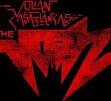 JULIAN CASABLANCAS & THE VOIDZ by thegreylady