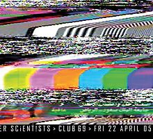 Super Scientists Flyer 22/04/2005 by santakaoss