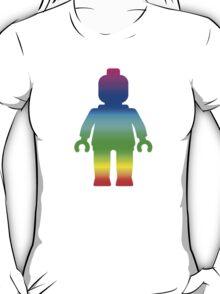 Minifig [Rainbow 1]  T-Shirt