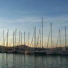harbour sunset by CiaoBella