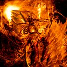 The Chariot of Fire by StacyLee