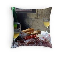 Spain never tasted this delicious Throw Pillow